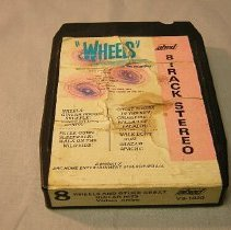 Image of Wheels and Other Guitar Hits Eight Track Tape - 1972 C