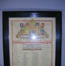 Image of Eureka WW1 Active Duty Certificate - 1916 C