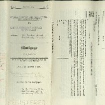 Image of Eureka  Foundry and  Manufacturing Company Mortgage - 1954/03/14