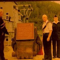Image of Boyle Plaque Unveiling - 1986