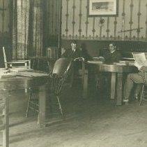 Image of Social Parlour  Y.M.C.A. - 1915 C