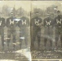 Image of W.C.I. Junior W.O.S.S.A. Camps 1929 FootBall - 1929