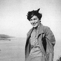 Image of Joy Blair at eighteen - 1937/04