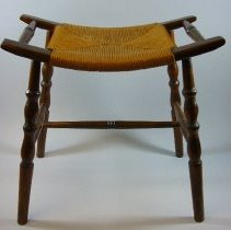 Image of Saddle Stool - 1925 C
