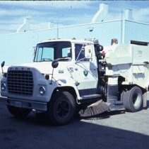 Image of City of Woodstock Truck - 1985 C