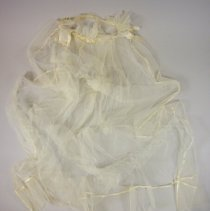 Image of Wedding Veil - 1926