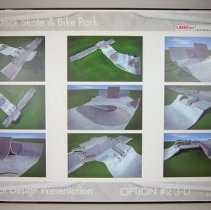 Image of Woodstock Skate and Bike Park Concept Drawing - 2010/02/08