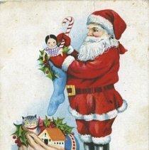 Image of Christmas Greeting Card - 1928