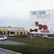 Image of Woodstock District Community Complex Sign - 1995 C