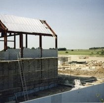 Image of Woodstock District Community Complex Construction - 1995 C