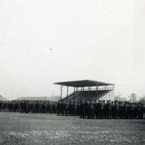 Image of Soldiers at No. 11 N.P.A.M. Training Centre - 1940 C