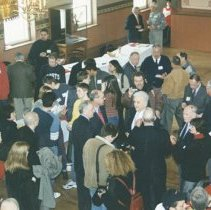 Image of Crowd in Grand Hall - 2003/04/04