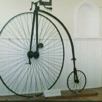 Image of Penny Farthing Bicycle - 1884 C