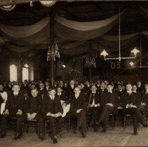Image of Woodstock College - Grads, 1903 - 1903