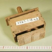 Image of Butter Mold - 1800 C