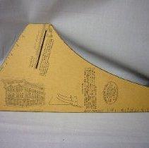 Image of Dressmaking Chart - 1905 C