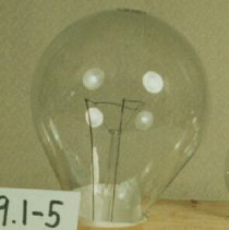 Image of Light Bulb (Frosted) - Hydro Electric Power Com. of Ontario 100 Watt - 1925 C