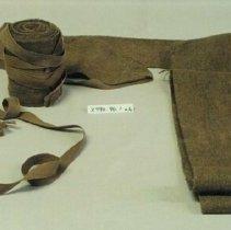 Image of Puttees - 1916 C