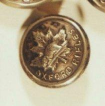 Image of Oxford Rifles - Uniform Button -
