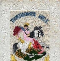 """Image of Postcard """"Quo Fata Vocant"""" - 1915 C"""
