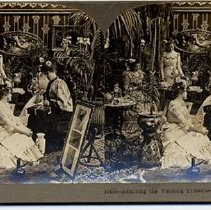 Image of Admiring the Wedding Presents - Beware of a Joke - 1910 C