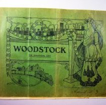 Image of Woodstock the Industrial City Book - 1950 C