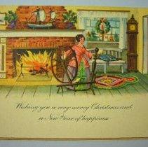Image of Christmas Card - 1932 C