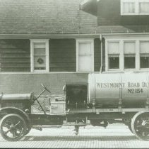 Image of Westmount Road Department Truck - 1925 C