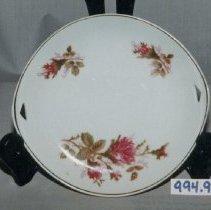 Image of Childs Tea Set - Cake Plate - 1950 C