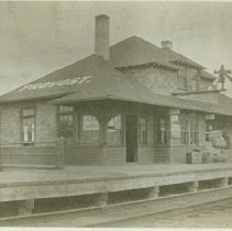 "Image of ""Provost"" Train Station - 1912/11"