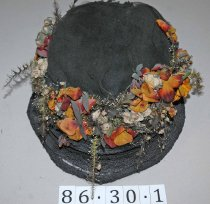 Image of 86.30.1 - Hat