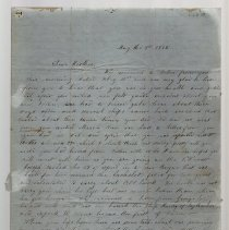 Image of 0500.2.256 - Letter