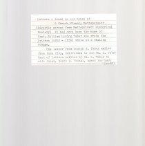 Image of 0500.2.265 - Notecard