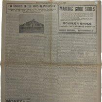 Image of 0600.1.11 - Newspaper