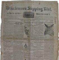 Image of 0600.6.1 - Newspaper
