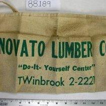 Image of Apron - Novato Lumber Co. Tool Apron