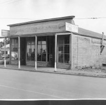 Image of Print, Photographic - E.R. Samuel's store