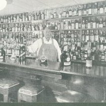 Image of Print, Photographic - Galli's Bar