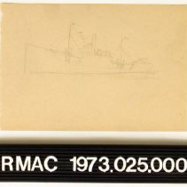 Image of 1973.025.0001 - Ship