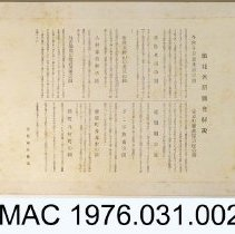 Image of 1976.031.0020 - Facsimile copies after Hiroshige