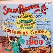 Image of Sears, Roebuck and Co. Consumer's Guide, Fall 1900                                                                                                                                                                                                             - 659.13 Sea 1900