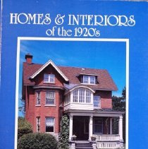 Image of Homes and interiors of the 1920's                                                                                                                                                                                                                              - 729.7 Mor