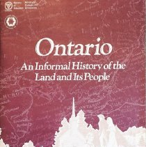 Image of Ontario: an informal history of the land and its people                                                                                                                                                                                                        - 971.3 Cho
