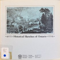 Image of Historical sketches of Ontario                                                                                                                                                                                                                                 - 971.3 Ont 1975