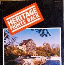 Image of Heritage fights back                                                                                                                                                                                                                                           - 306. 71 Den