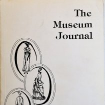 Image of The Museum Journal 1972                                                                                                                                                                                                                                        - 391 Mil