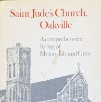 Image of Saint Jude's Church, Oakville                                                                                                                                                                                                                                  - 971.3533 BEL