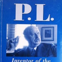 Image of P. L., Inventor of the Robertson Screw                                                                                                                                                                                                                         - 621.882 LAM