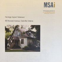 Image of Heritage Impact Statement                                                                                                                                                                                                                                      - 720.9713 HER