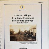 Image of Palermo Village                                                                                                                                                                                                                                                - 720.9713 OAK 2008